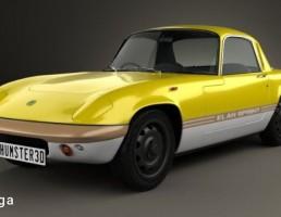 ماشین Lotus Elan