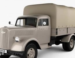 کامیون Opel Blitz سال 1940