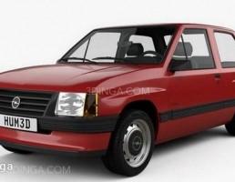 ماشین Opel Corsa سال 1985