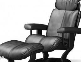 صندلی راحتی + جاپایی