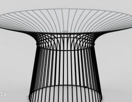 میز قهوه به شکل قارچ