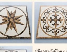 طراحی روی سنگ مرمر