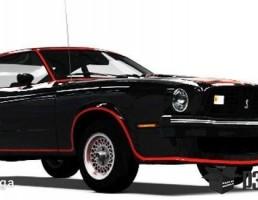 فورد موستانگ مدل  King Cobra سال 1978