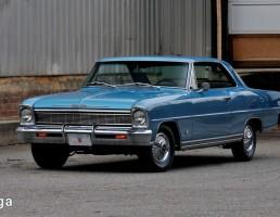 شورولت مدل Nova SS سال 1966