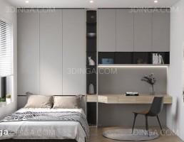 صحنه ی داخلی اتاق خواب