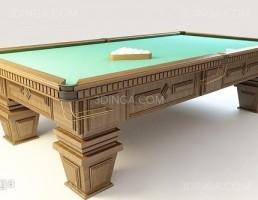 میز بیلیارد کلاسیک