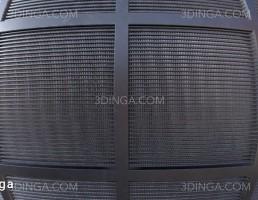 تکسچر PBR تهویه فلزی