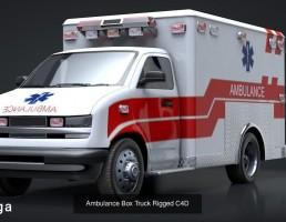 ماشین آمبولانس