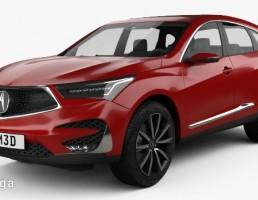ماشین آکورا مدل RDX سال 2018