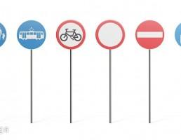 علائم راهنمای و رانندگی
