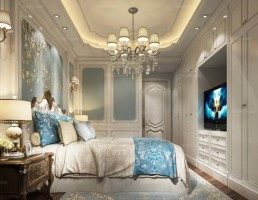 اتاق خواب اروپایی