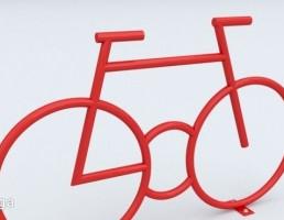 دوچرخه تزیینی