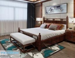 اتاق خواب سبک چینی