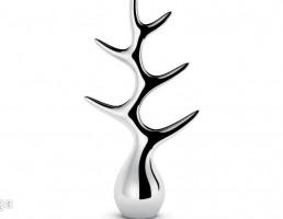 آویز زیور آلات مدل شاخ گوزنی