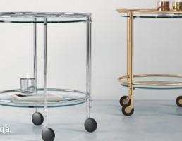 مدل سه بعدی میز چرخ دار