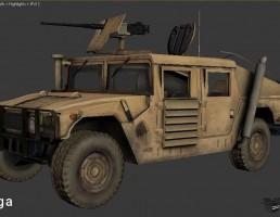 ماشین Humvee
