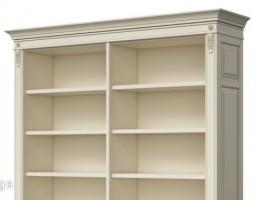 قفسه کتاب کلاسیک