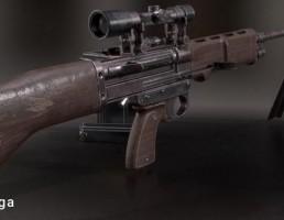 اسلحه FG-42