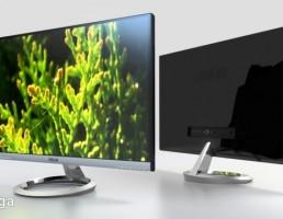 مانیتور کامپیوتر مدرن