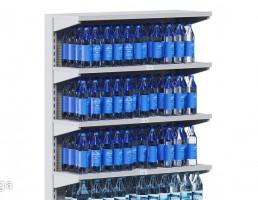 قفسه آبمعدنی فروشگاه