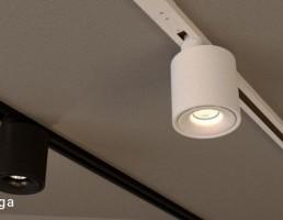 چراغ پروژکتوری سقفی