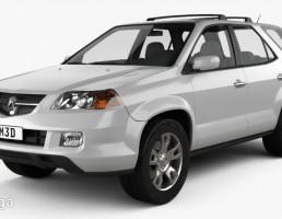 ماشین آکورا MDX سال 2003