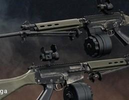 تفنگ Fal 50