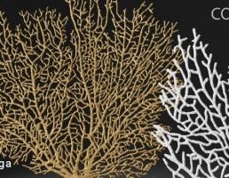 تندیس درخت تزیینی