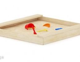 تخته چوبی + اسباب بازی