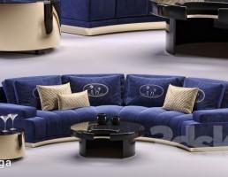 ست کاناپه راحتی Fendi