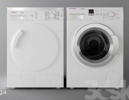 ماشین لباسشویی Bosch