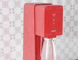 دستگاه تولید نوشیدنی گازدار