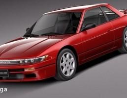 نیسان مدل Silvia K S13 سال 1989 تا 1994