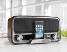 رادیو + گوشی لمسی