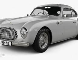 ماشین Cisitalia مدل 202 سال 1946