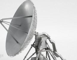 دکل های ماهواره ایی