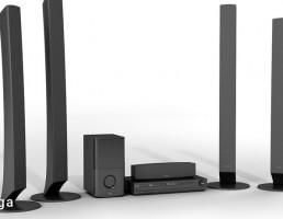 باند + دستگاه دی وی دی