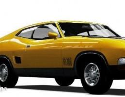 فورد XB  مدل  Falcon GT  سال 1973