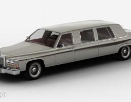 کادیلاک فلیتوود  مدل Limousine  سال 1986