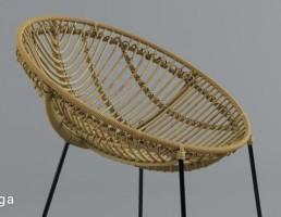 صندلی چوبی مدرن