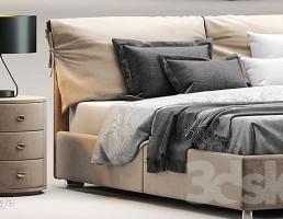 ست تخت خواب کلاسیک