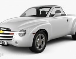 ماشین شورلت مدل SSR سال 2003