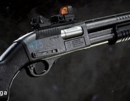 اسلحه Remington 870