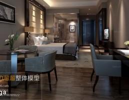 صحنه داخلی سوئیت هتل