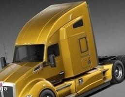 کامیون کنورث T680 سال 2015