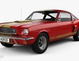 ماشین فورد موستانگ سال 1969