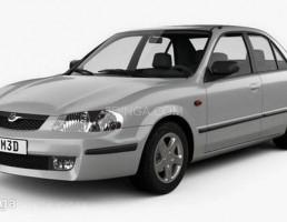 ماشین مزدا 323 سال 1998