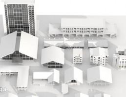 ساختمان مدرن