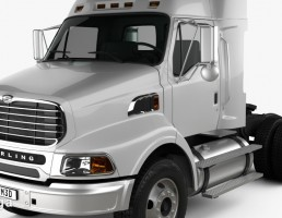 کامیون A9500 2016 شرکت فورد