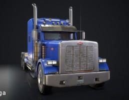 کامیون پیتربیلت آمریکایی